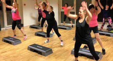 Step Styrke - puls og styrketræning for alle