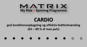 Spinning CADIO