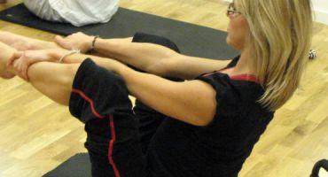 Pilates - træning af mave, lænd og ryg
