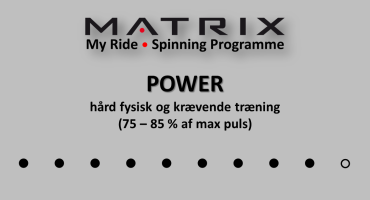 Spinning POWER