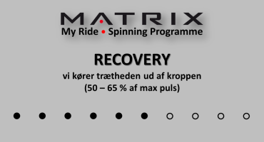 Spinning RECOVERY