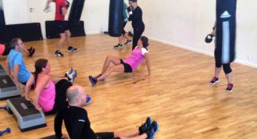 Bokse Fit - benhård og sjov træning