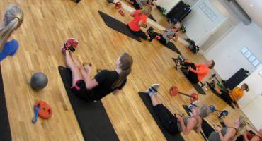 Mave Baller Lår - stærk mave og baller af stål