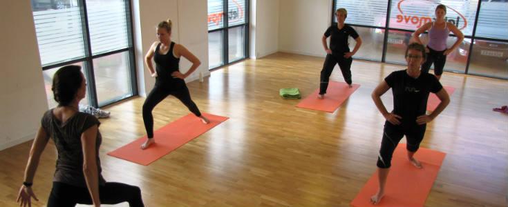 Yoga i Bevgelse